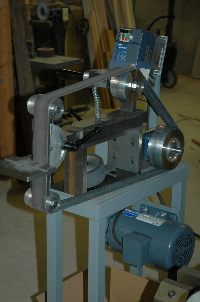 Need Plans For Belt Grinder