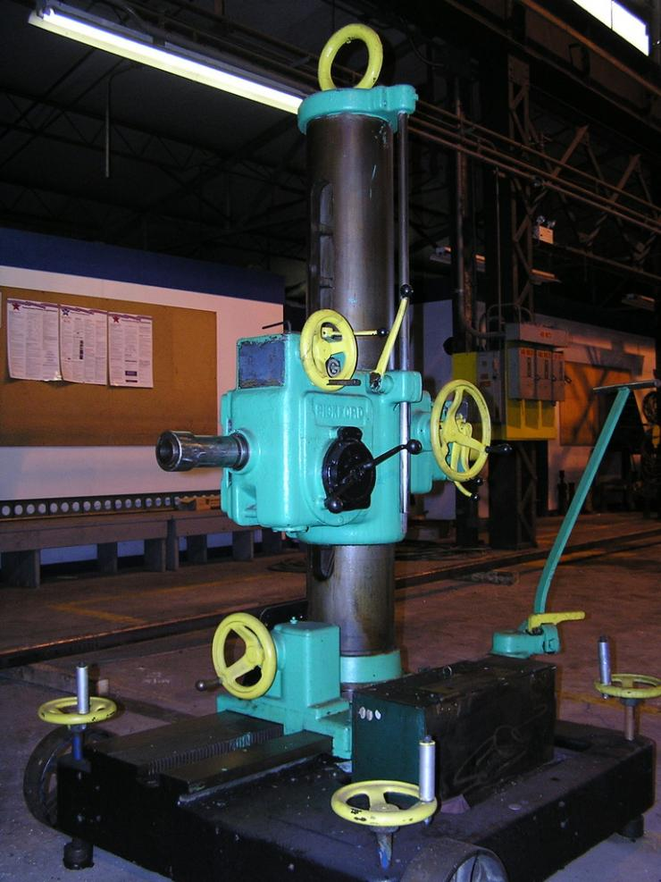Portable Horizontal Boring : Horizontal drilling machine