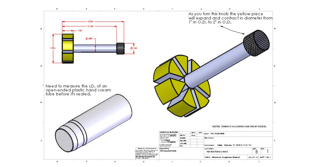 pdf reader with measuring tool