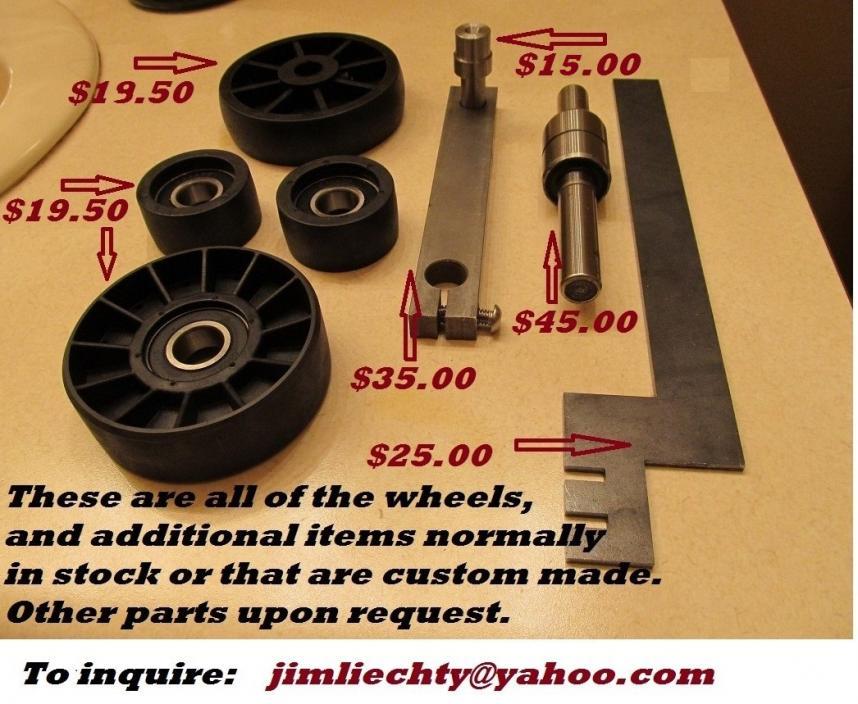 belt grinder wheels europe