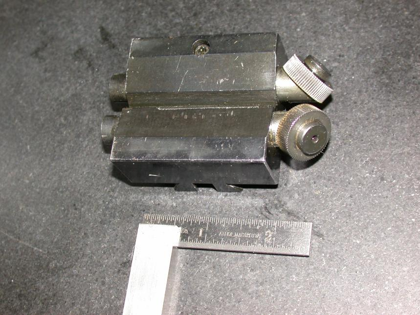 Commercial Cutting Style Knurling Tool