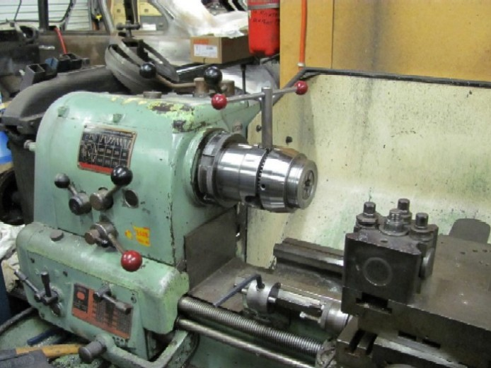 my new old clausing colchester 13 master mk  1 lathe