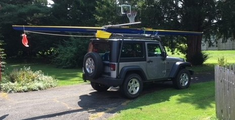 Ot Anyone Here Carry Plywood On Top Of 4 Door Jeep Wrangler