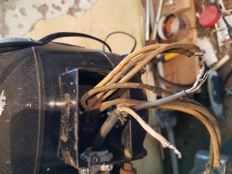 Wiring An Atlas 1  3 Hp Motor
