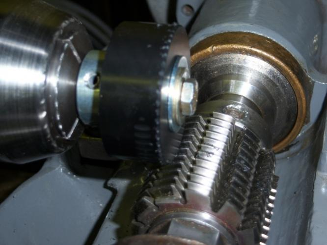 Gear Hobbing Problem