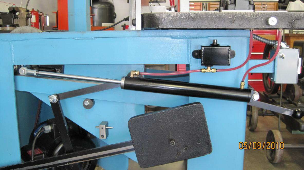 Roll In Band Saw Help