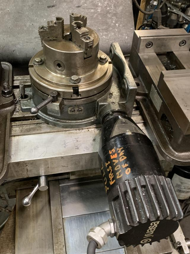 CNC Rotary Turntable without Motor but with rotational stage pulley timing belt