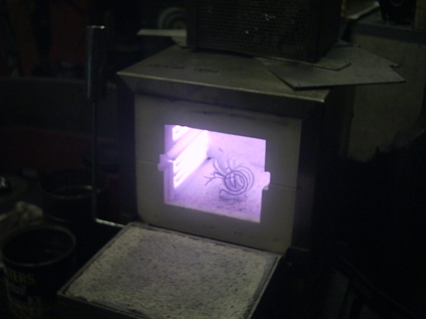 Heat Treating Oven : Heat treating oven