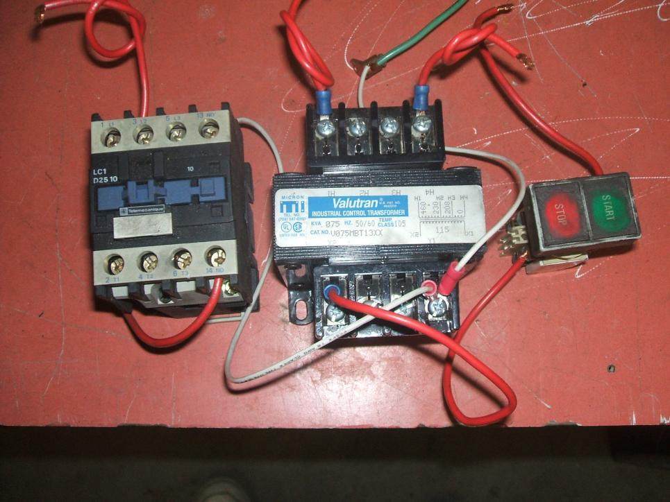Help Rewiring My Drill Press