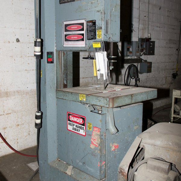 Delta bandsaw model 20 anyone using for steel delta model20g greentooth Image collections