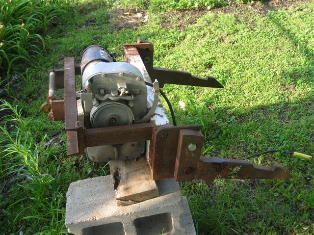 OT: Hydraulic motor help needed