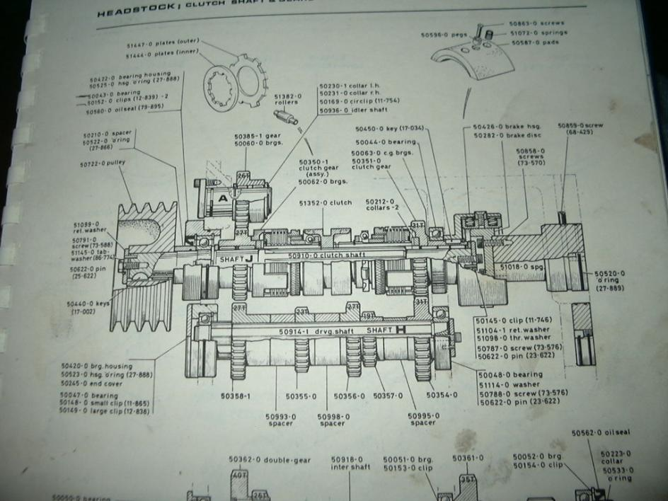 8000 Series Colchester Lathe Will Not Reverse
