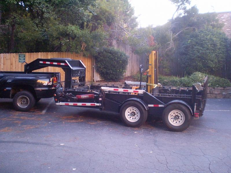 Hydraulic Drop Deck Trailers : What is best hydraulic drop deck trailer