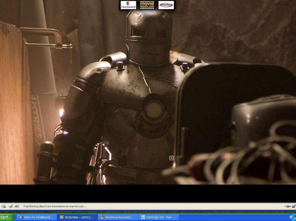 Iron Man 39 S Home Shop