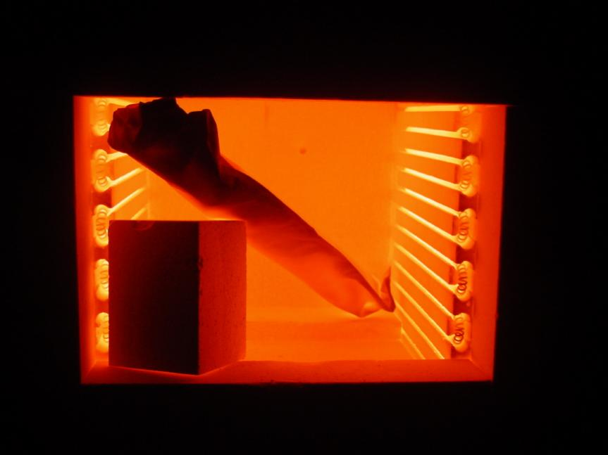 Heat Treat Oven
