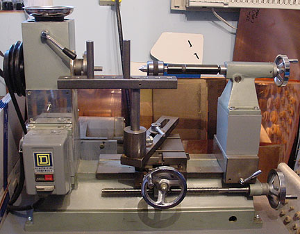 Lathe For Sale >> Why are metal spinning lathes so expensive??
