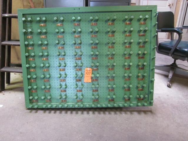 Semi Ot Peg Board Or Not At The Bench How To Organize
