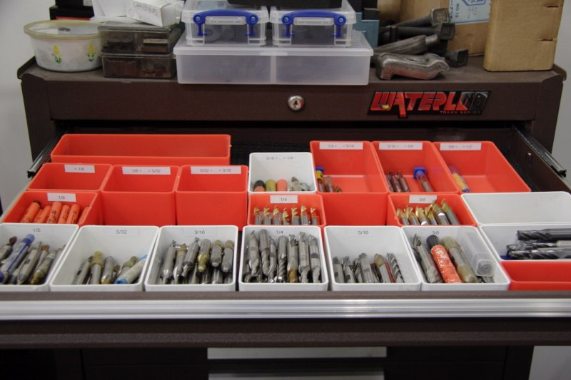 Endmill Storage Organizer Pictures Please I Hate