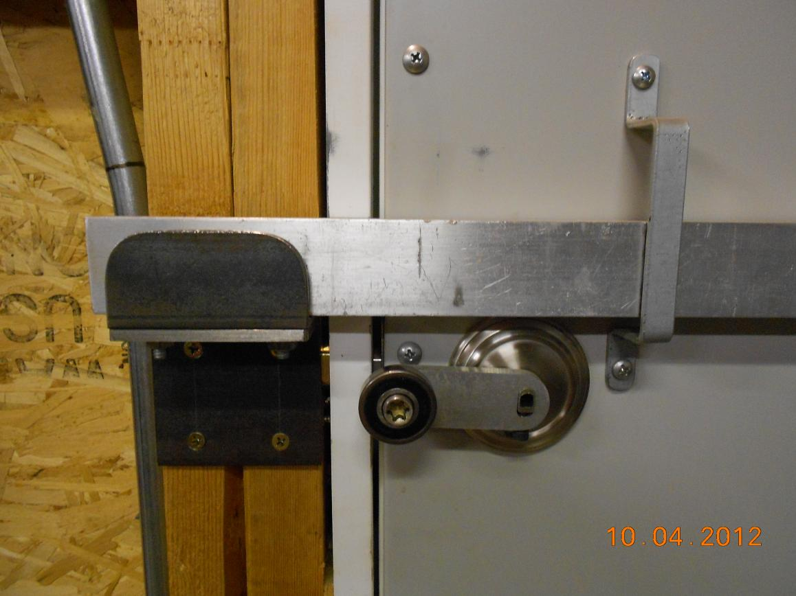 Shop Metal Doors Something Better Than Deadbolt Exist