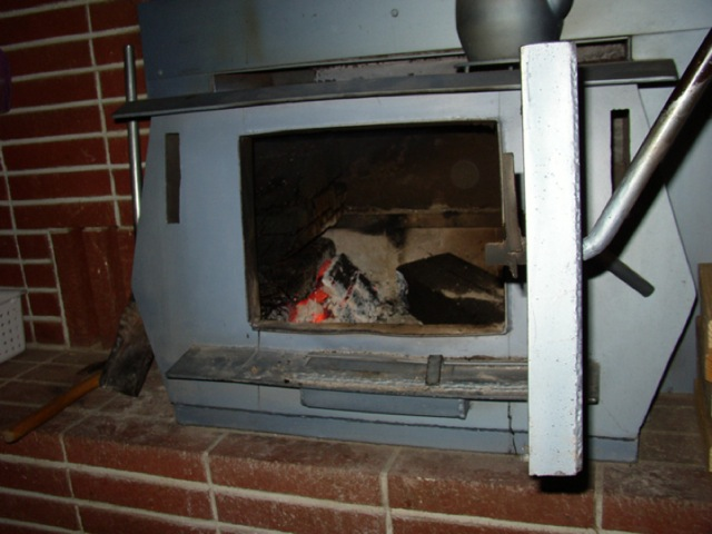 Ot Wood Burning Fireplace Insert Question