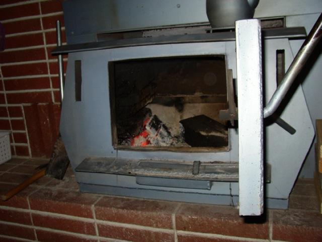 OT- wood burning fireplace insert question
