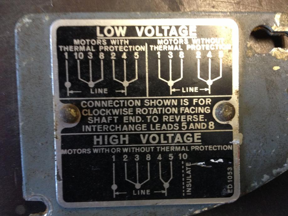 High and low voltage motor wiring wire center hello every one need some help to wire a drum switch rh practicalmachinist com high voltage low voltage motor wiring diagram high voltage low voltage motor cheapraybanclubmaster Gallery