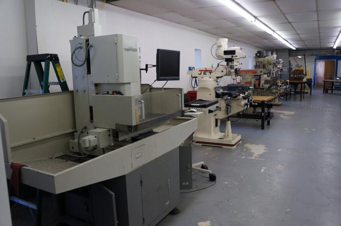 machine shop durham nc