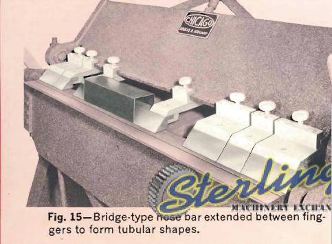 Manual Sheet Metal Bender Folder For Tight Angles