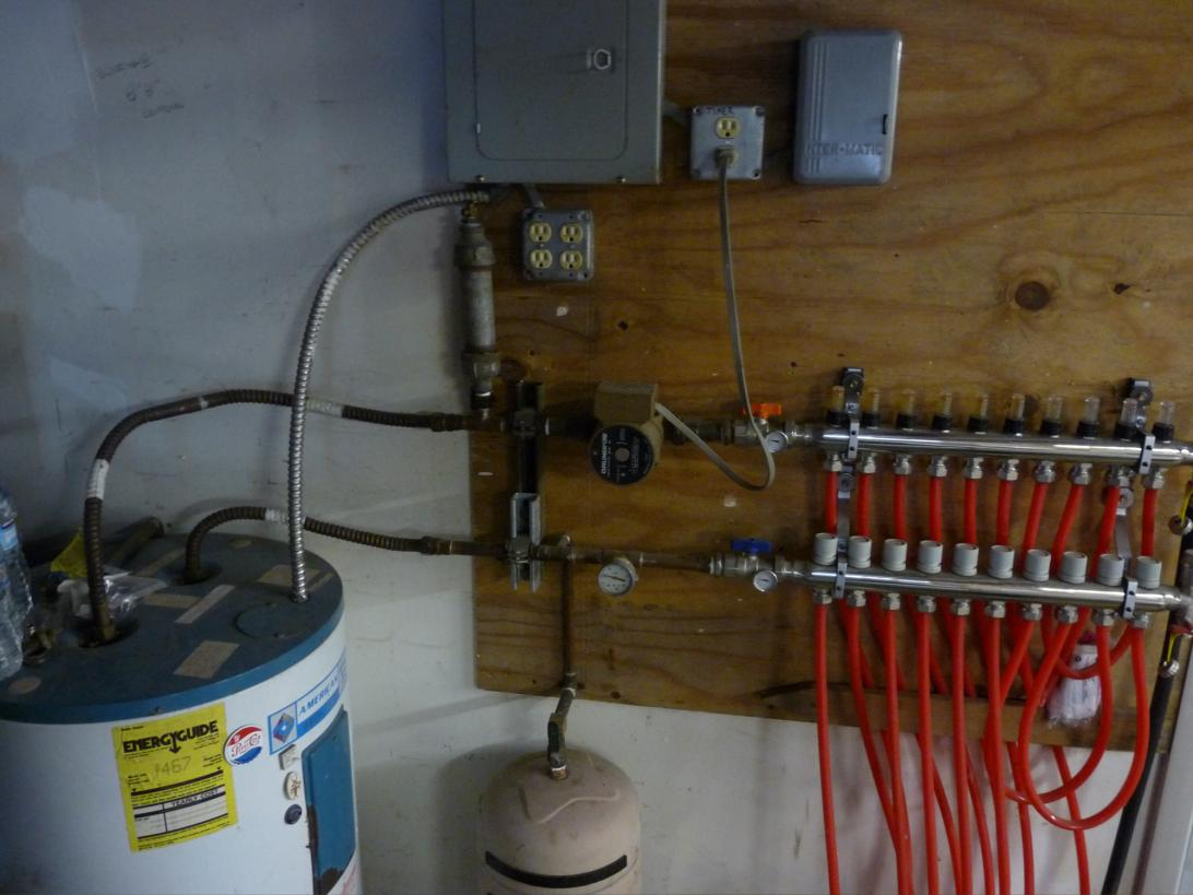 Floor Heat Water Heater Radiant Tube Wiring Diagram Pictures