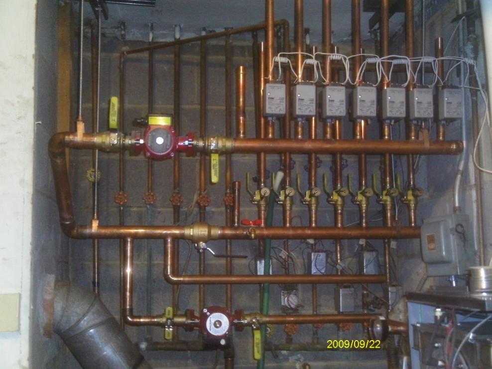 Copper Manifold Mfg