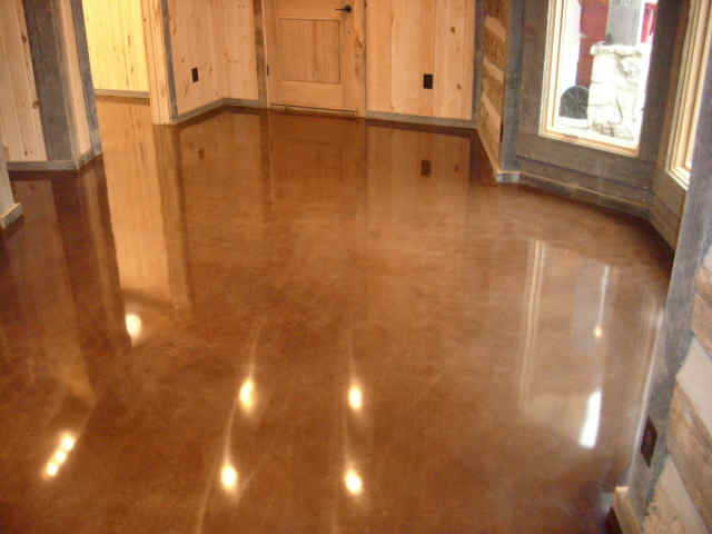 Ot decorative stained concrete floors issue for What can i do to my concrete floor