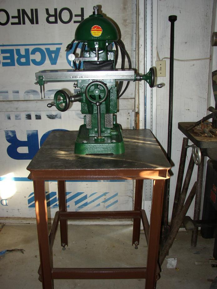 used benchtop milling machine for sale