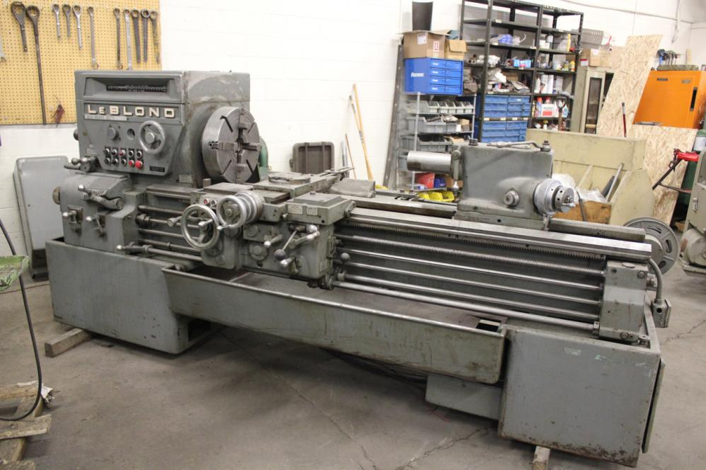 Thread: Need Help Locating The Right Compound for Leblond Lathe 1610 ...