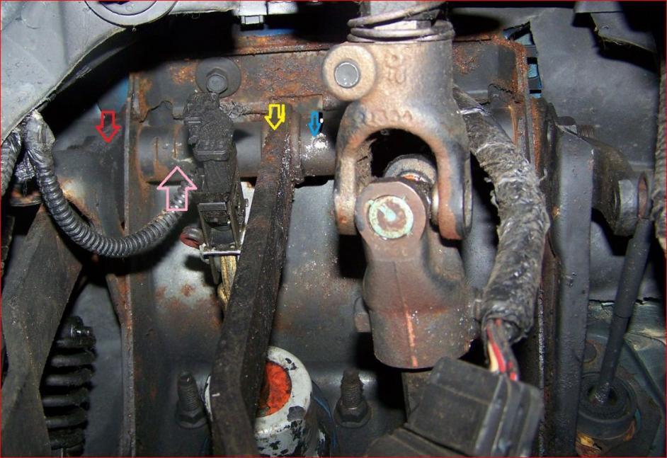 Ot Brake Caliper Sticking On F250sd