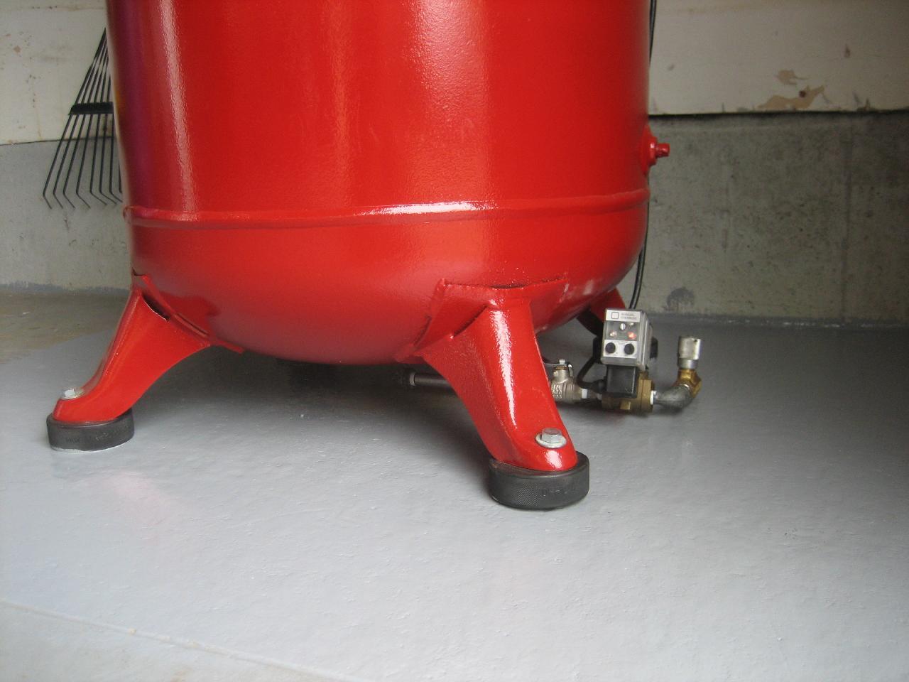 Newbie Air Compressor Questions