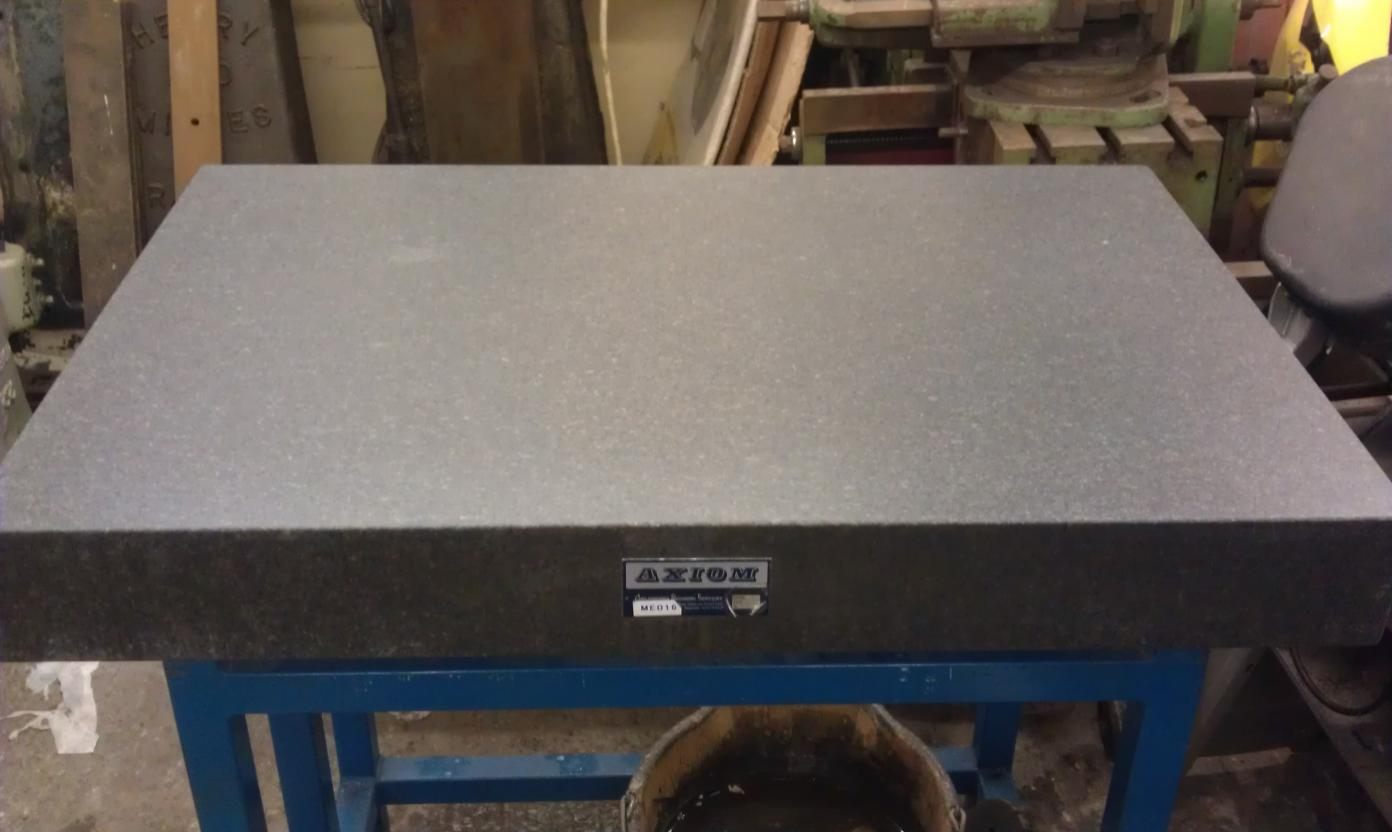 Diy Surface Plate Lapping