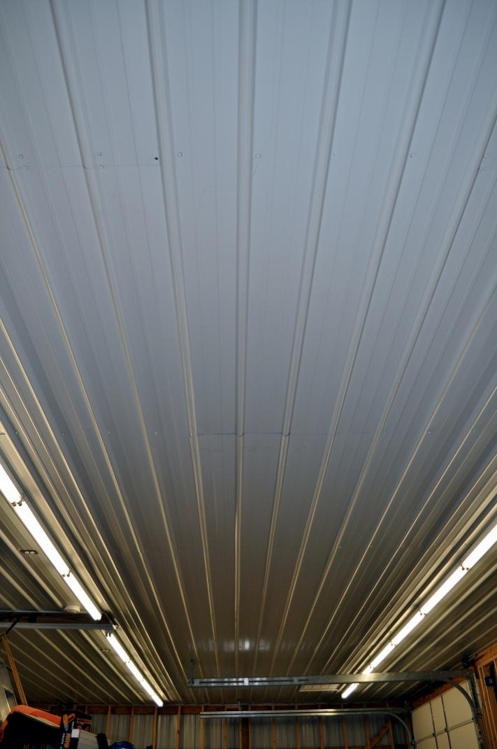 Pricing On Steel Siding For Shop Walls