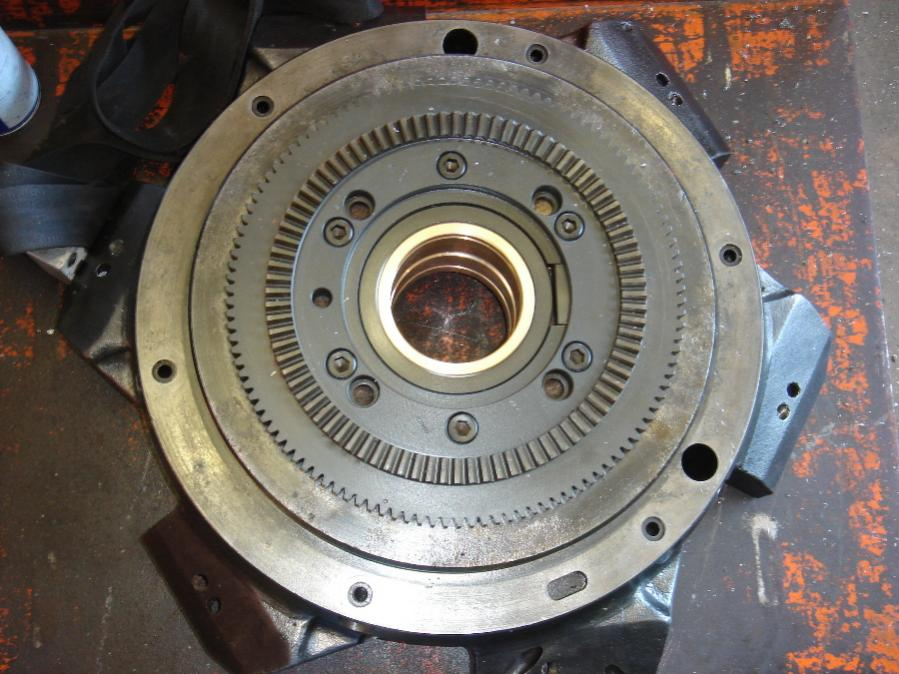Lathe Turret Mechanisms