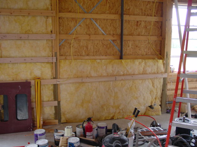 Sheetrock Over Concrete Walls Insofast Drywall Install
