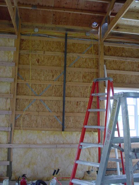 Insulating Walls On Morton Pole Barn