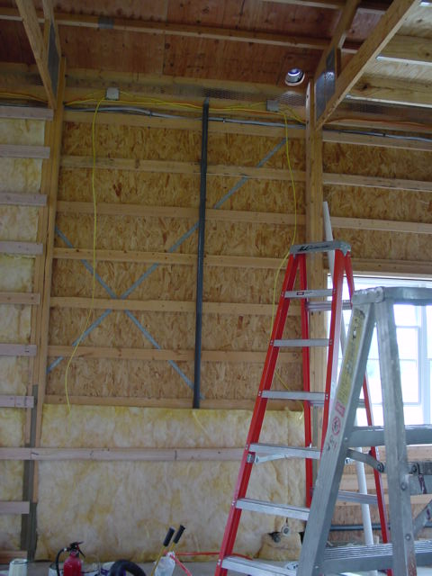 Insulating Walls On Morton Pole Barn