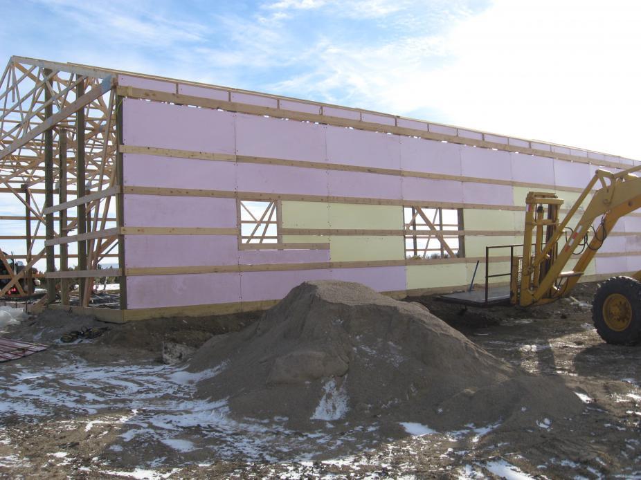 morton in bination home barns farm new pole barn house buildings ny of machias