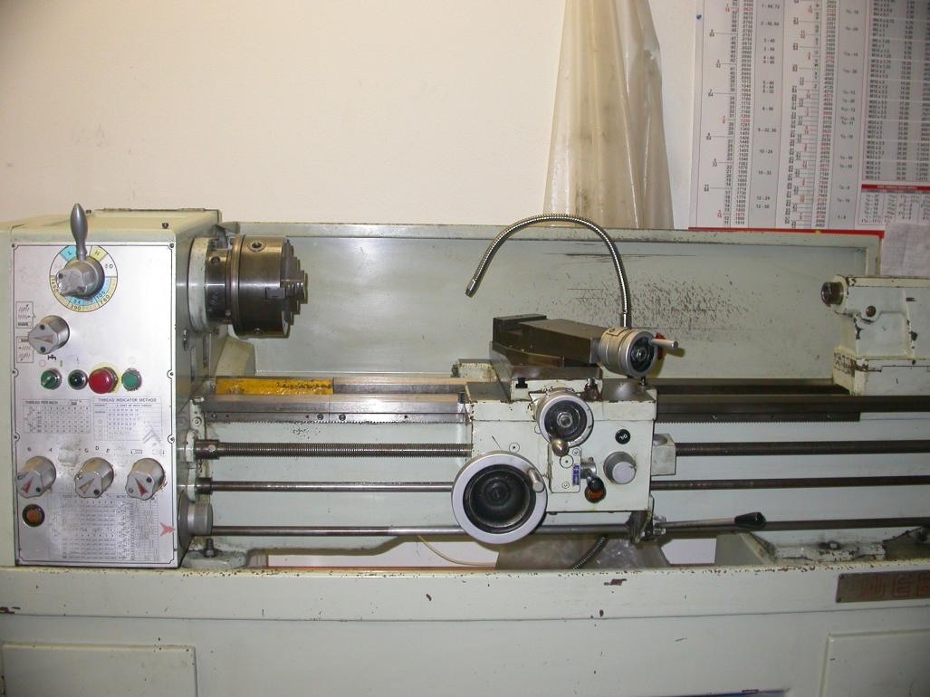 I'm looking for any other lathe that looks like this one that was sold  under a different name, besides Webb. I would like to compare the price of  parts.
