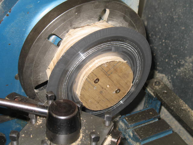 Metal Spinning On Light Lathe
