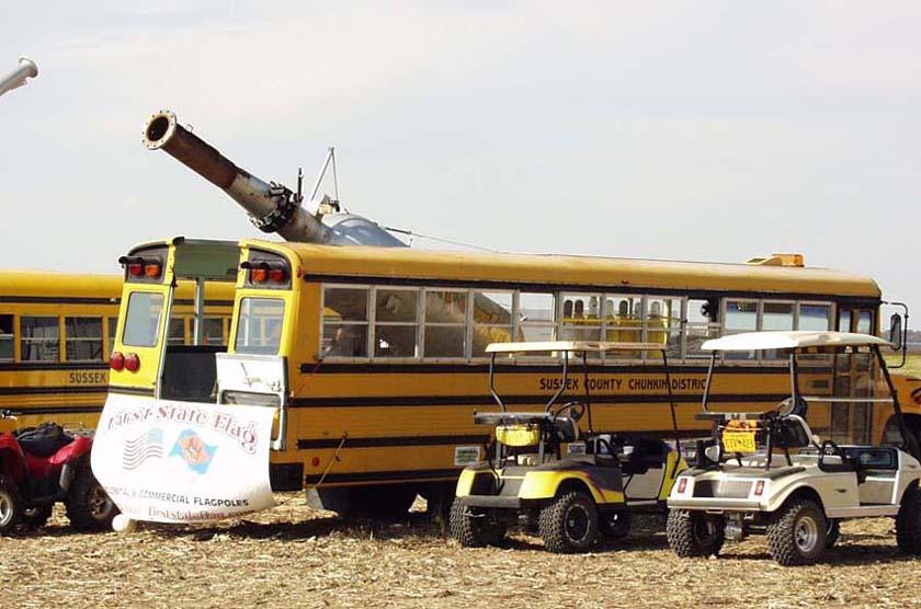 School Bus Conversions