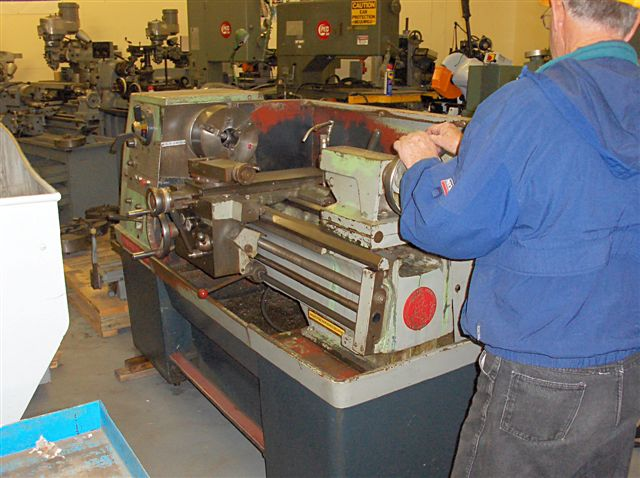 clausing/colchester 15 lathe information wanted