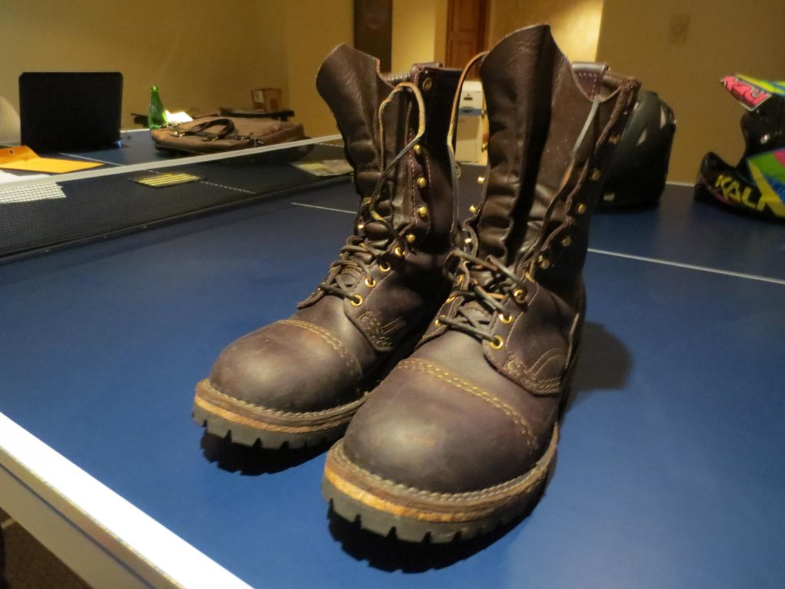Who Makes Good Work Boots In The Usa Page 4