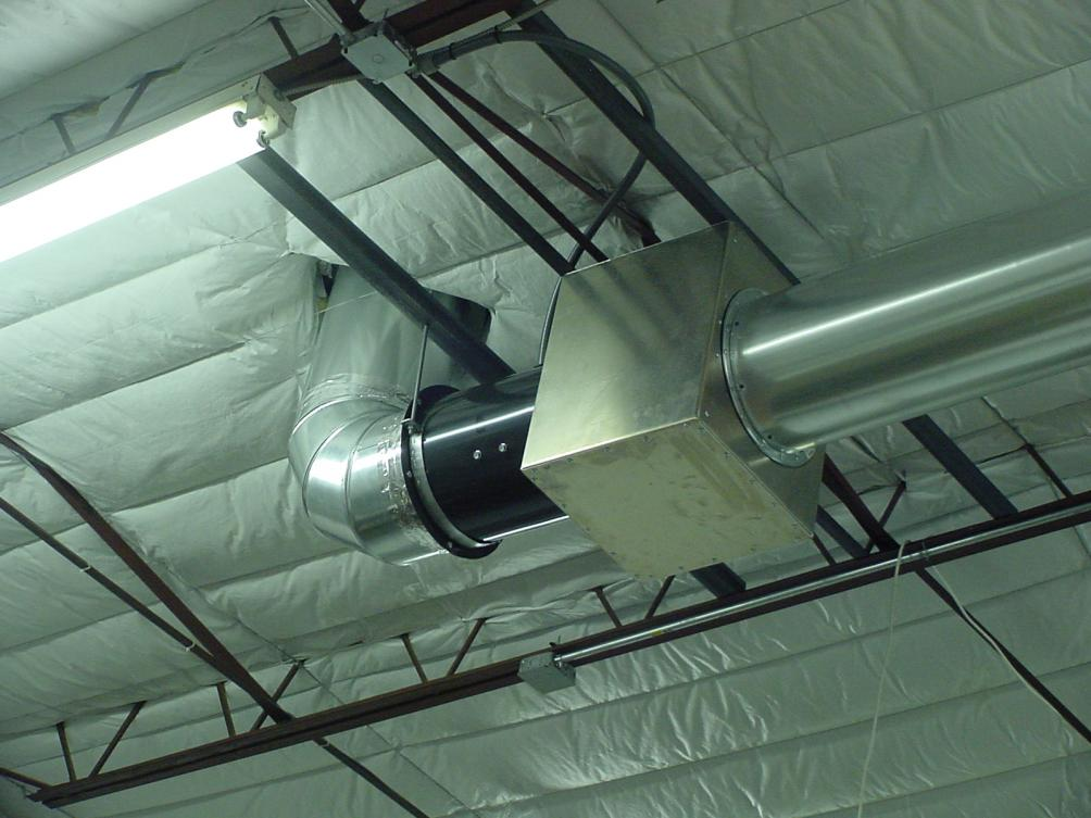 Ceiling Mounted Extractor Fan >> Range Exhaust Hood for Extracting Welding Fumes--Good Idea?