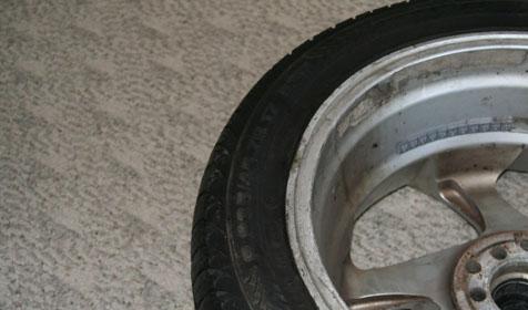 fix bent rim near me