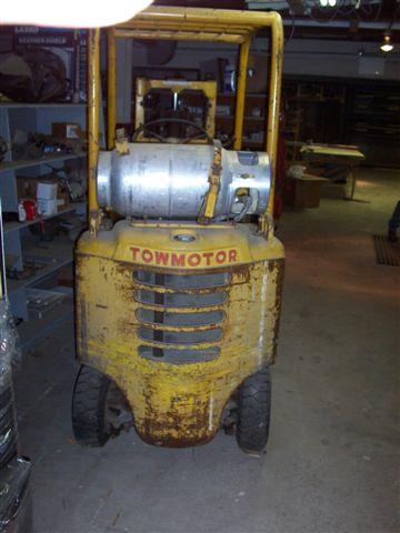 tow motor